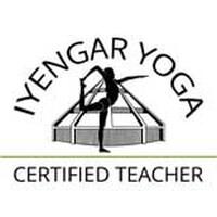 IYENGAR Yoga certified teacher